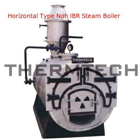 Non IBR Steam Boiler : Chimney Manufacturer, Scrubbers Manufacturer