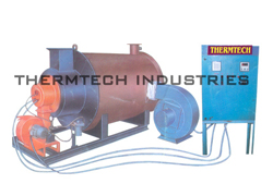 Oil or Gas Fired Indirect Hot Air Generator
